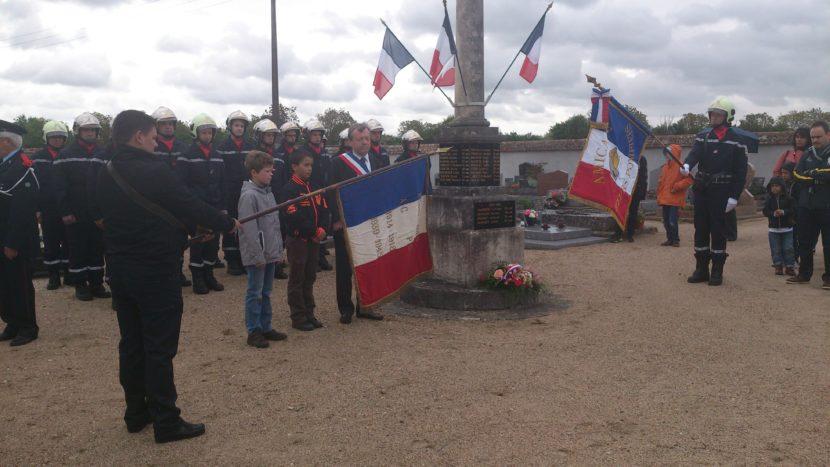 Cérémonies commémoratives du 11 Novembre 2014