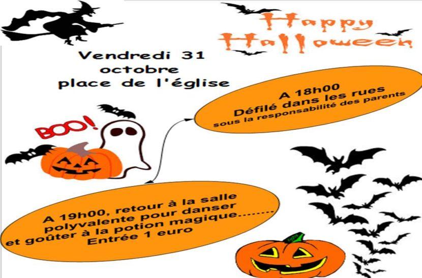 Happy Halloween – 31 Octobre 2014