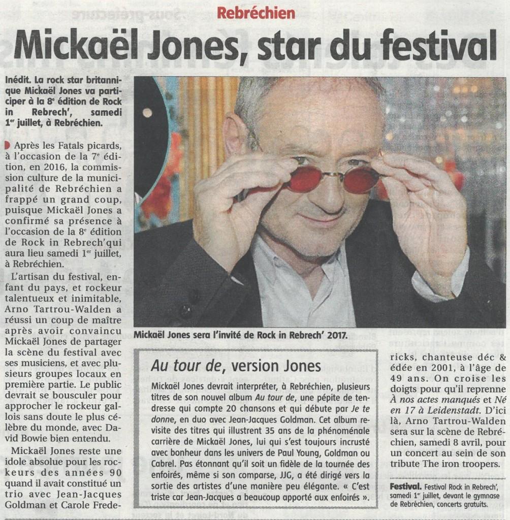 mickael jones