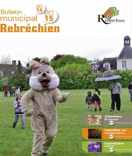 Bulletin municipal 2014/2015 en ligne