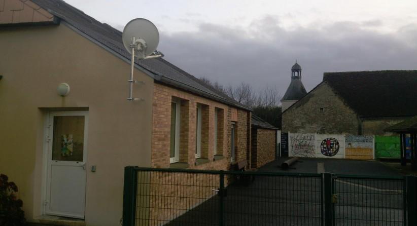 Ecole de Rebréchien connectée