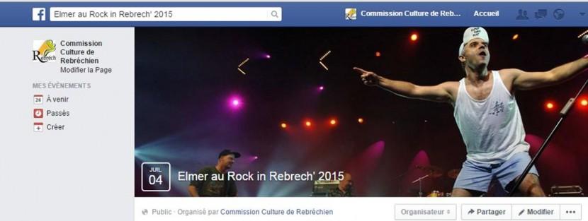 La Culture à Rebréchien est aussi sur Facebook !!!