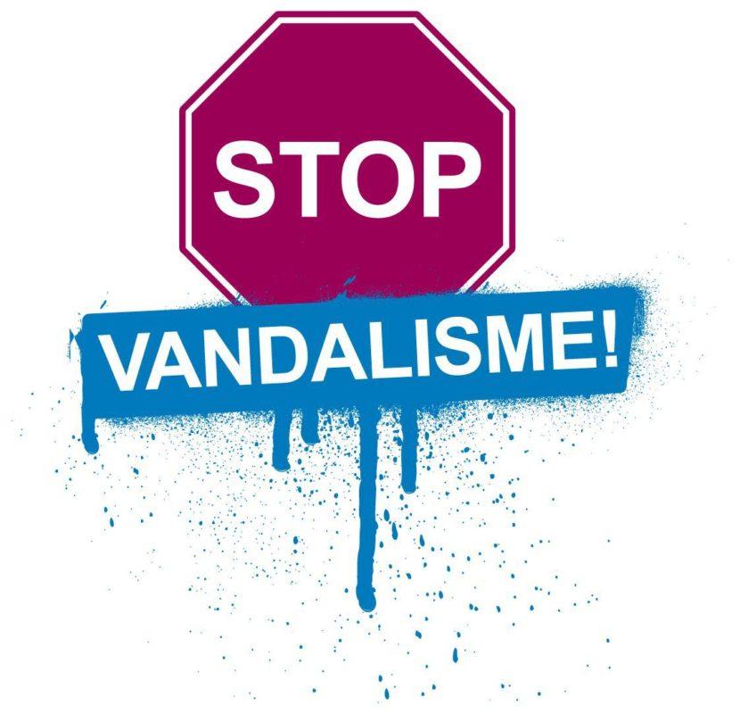 Actes de vandalisme à l'école