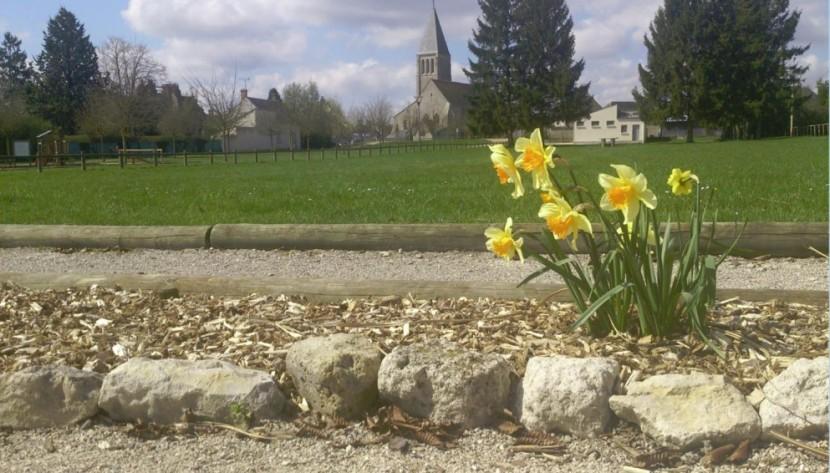 Par un beau dimanche de printemps