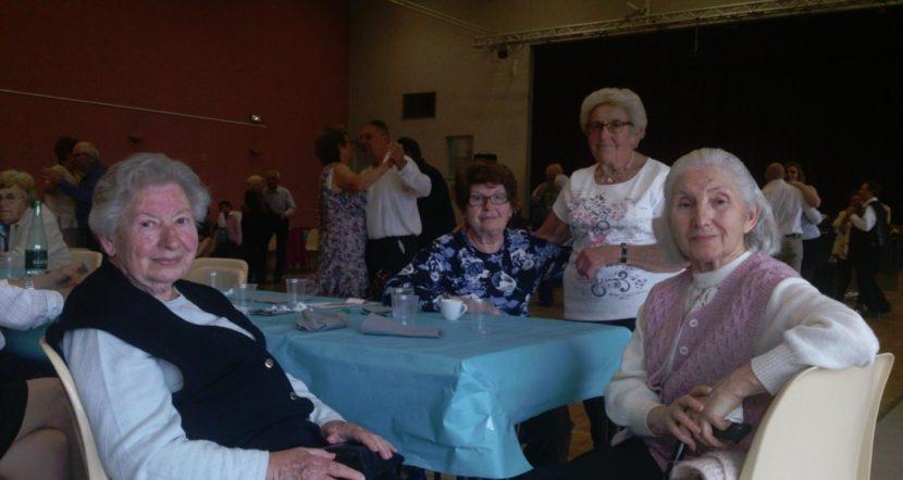 Excellente ambiance lors du traditionnel repas des aînés