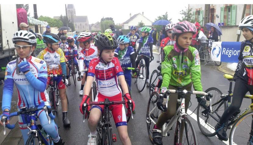 90 jeunes ont participé ce 1er mai à la 1ère roue d'Or Rebriocastoise