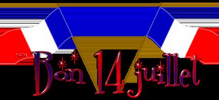Programme des festivités du 14 juillet