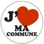 j'aime ma commune logo