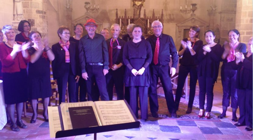Chants chorale avec Vennecy Music