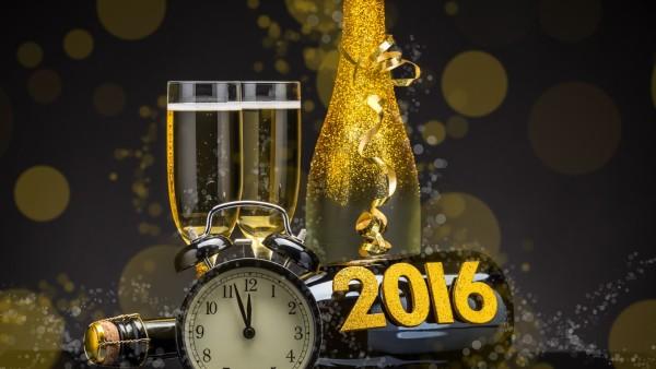 A tous une très bonne année 2016