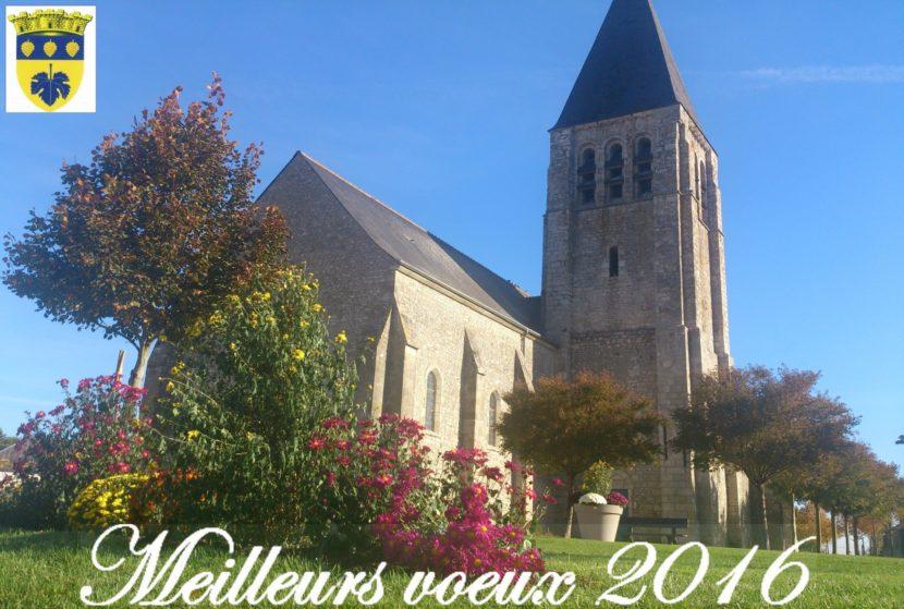 L'église de Rebréchien dédiée à Notre-Dame