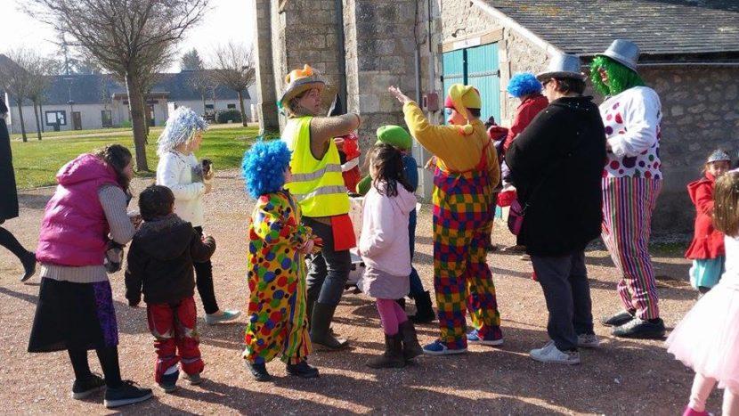 Carnaval à Rebréchien