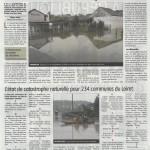 inondations catastrophe naturelle