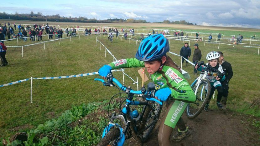 Cyclo cross de Rebréchien