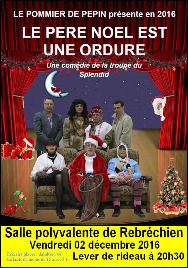 Théâtre à Rebréchien