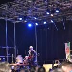 Jones sur scène