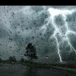 pluie orage