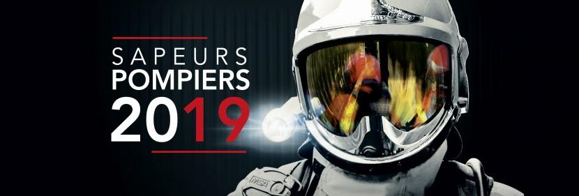 Distribution du calendrier 2019 des pompiers