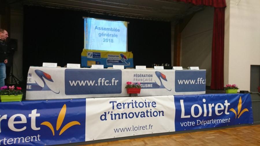 AG du Loiret Cyclisme