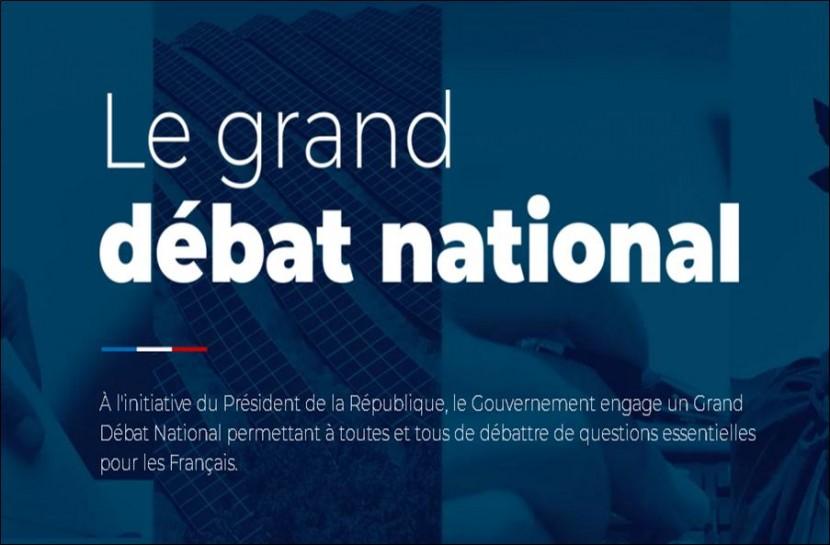 Compte-rendu de la soirée Rebriocastinoise «Grand débat national»