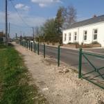 potelets et barrieres