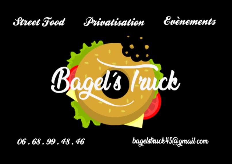 Un Bagel Truck tous les mardis soir à Rebréchien !