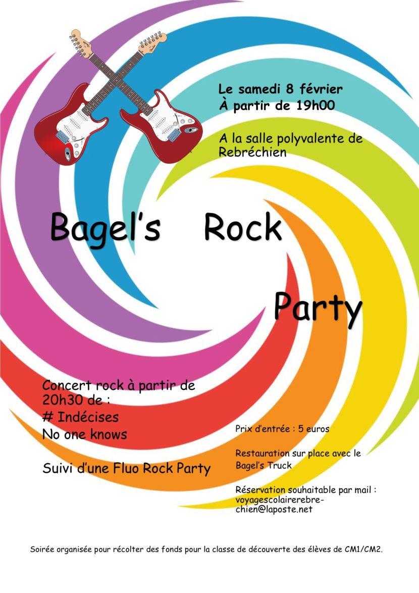 Bagel's Rock Party
