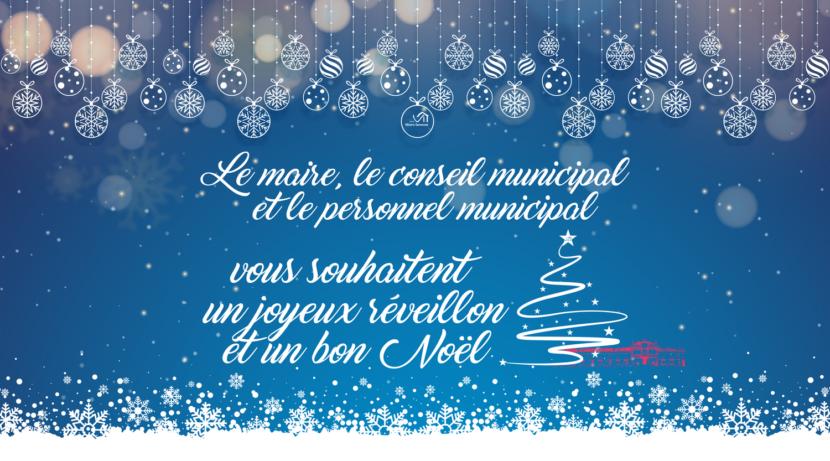 Bonnes fêtes de fin d'année aux Rebriocastinois