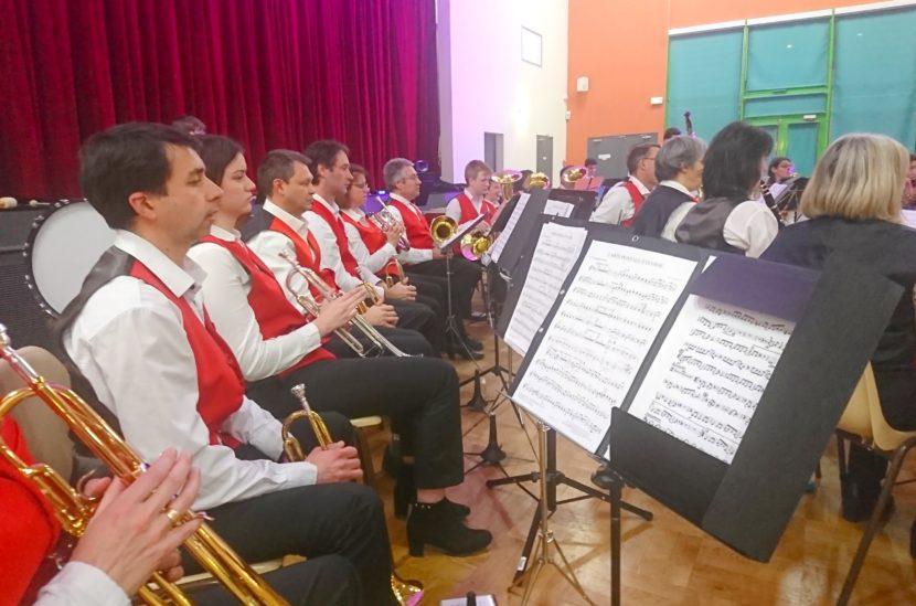 Concert harmonique et séjour à Méaudre