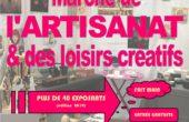 Marché de l'Artisanat et des loisirs créatifs de Familles rurales