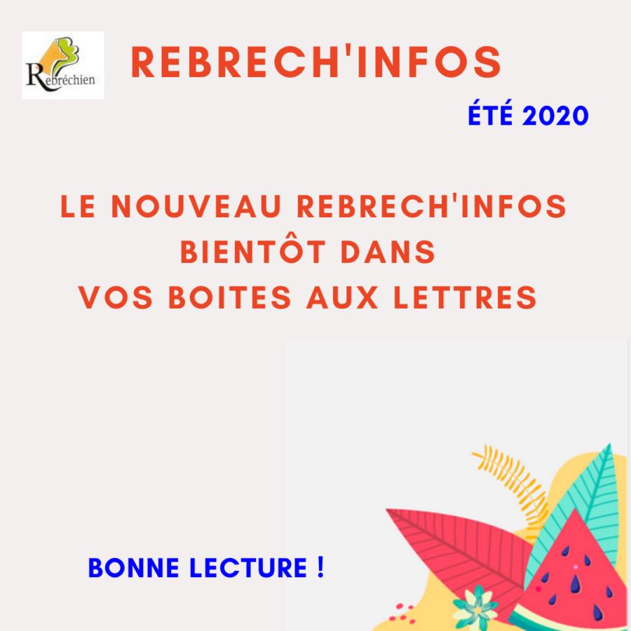 Rebrech'infos été 2020