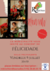 Concert Duo Félicidade – 9 juillet 2021 – salle Polyvalente- 20h30