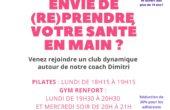 section gym de Rebréchien saison 2021-2022