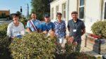 Visite de la commune par le Jury régional d'embellissement