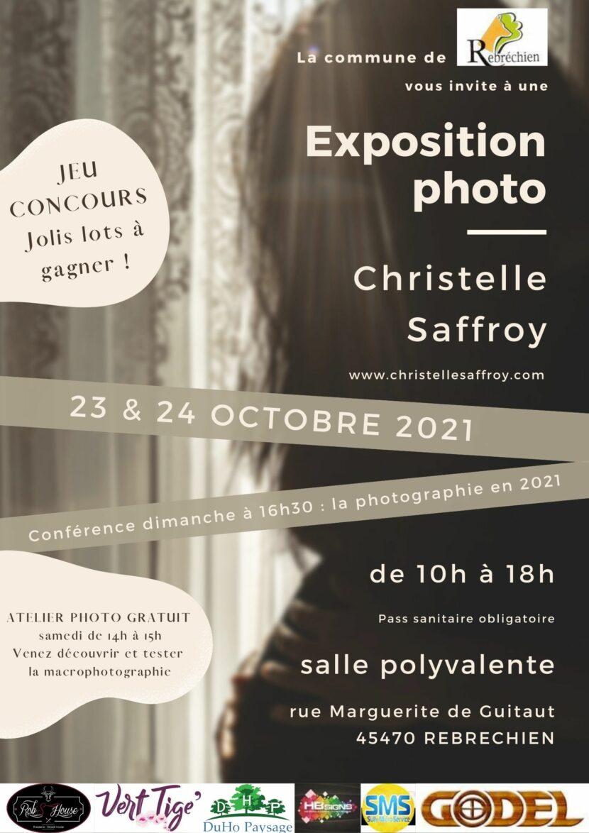 Exposition Photographique le samedi 23 et dimanche 24 octobre