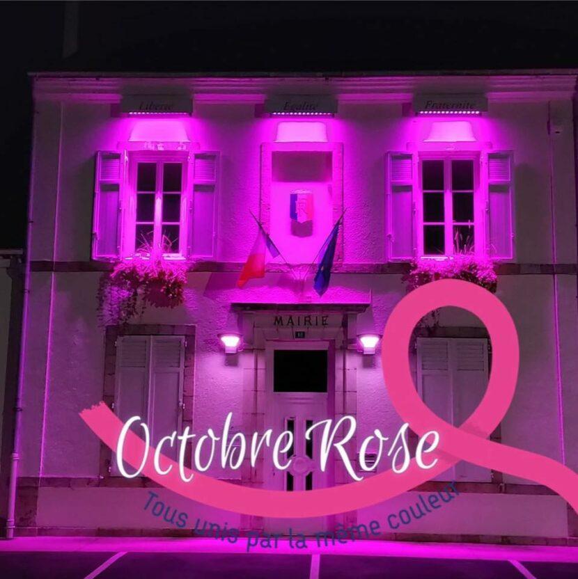 Octobre Rose, le cancer du sein, parlons-en !